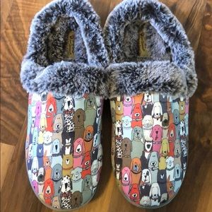 Bobs (by sketchers) Memory Foam Slippers